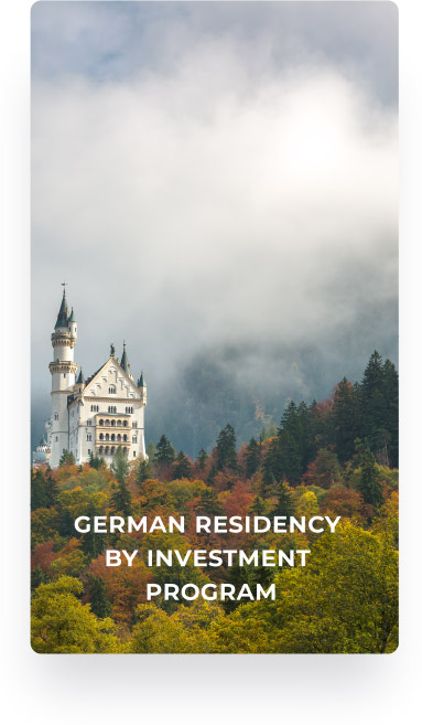 German Residency by Investment Program
